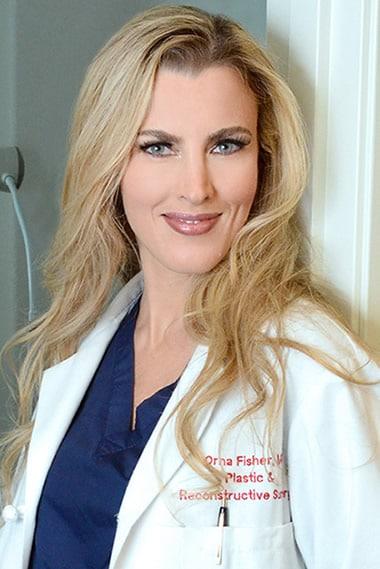 Orna Fisher, MD   Plastic Surgeon in San Francisco & Palo Alto, CA