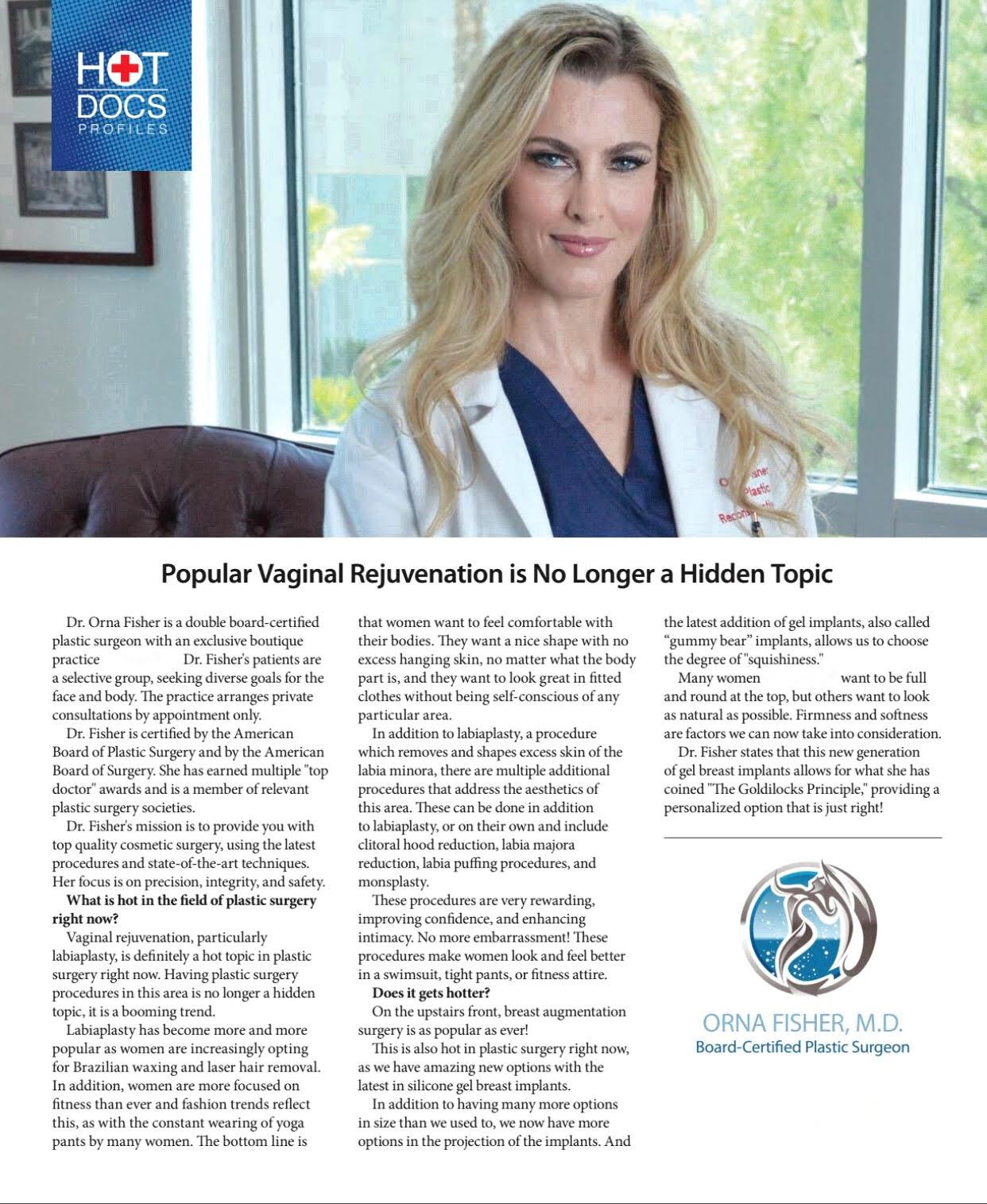 Dr. Orna Fisher Palo Alto CA